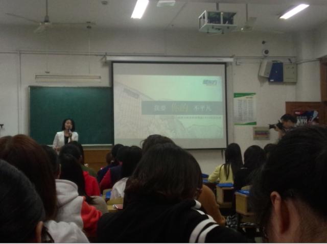 我要你的不平凡 徐州新东方学校教师教育学院专场招聘会成功举办